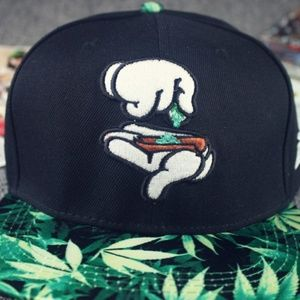 Roll One Up Baseball Cap
